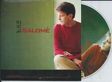 LUC STEENO - Salome CD SINGLE 2TR CARDSLEEVE 2005 BELGIUM RARE!!