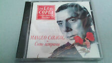 "MANOLO CARACOL ""COMO CAMPANAS"" CD 16 TRACKS COMO NUEVO"
