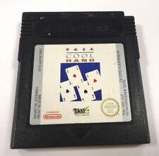 Cool Hand - Cardgames - Nintendo Game Boy color / Advance - DMG-ACWP-EUR