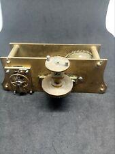 More details for mysterious clock movement xix century