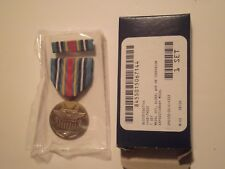 US Global war on terrorism expeditionary medal  lot Y