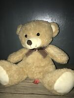 Gosh Designs Light Brown Teddy Bear Soft Toy Approx 10""