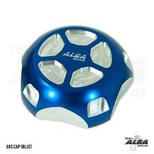 Polaris Slingshot  Gas Cap  Billet aluminum  Alba Racing  Blue