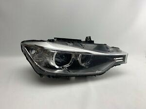 2012 2013 2014 2015 BMW 3 Series Right Passenger Side Headlight Xenon OEM
