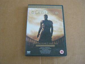 GLADIATOR (2 DISC DVD)