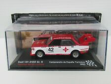 SEAT 131-2100 Gr.5 #42, 1:43 Scale SPANISH TOURING CAR 1980, Turismos by ALTAYA