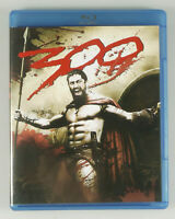 PRL) BLU-RAY DISC 300 LEONIDA SPARTA DVD BDS Z8 16103 FILM WB MOVIE COLLEZIONE