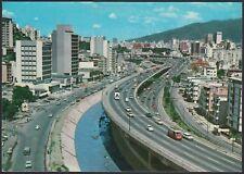 AA8747 Venezuela - Caracas - Autopista Francisco Fajardo - Cartolina postale
