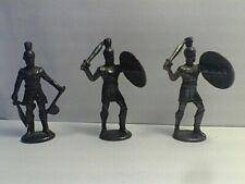 SOLDATINI KINDER SERIE GRECI - 3 pezzi ( No Silver )