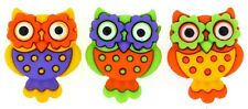 Jesse James Buttons - Dress It Up ~ Boo..Whoo 7947 ~ Halloween Owls