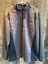 Mens Under Armour Quarter Zip Fleece