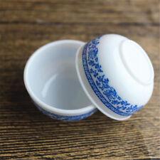 1PC Round Plastic Bowls Dollhouse Miniature Kitchen Decor Supply Food Accessory