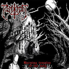 "Putrid Christ ""Burning Temples of the Holy"" Black-Metal (NEU / NEW)"