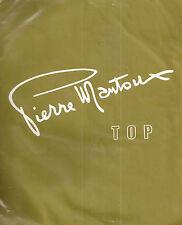 A VOIR !! collant satiné T3 Pierre MANTOUX colori bordeaux TEXTURE FANTAISIE L6