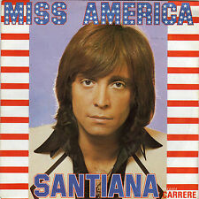 SANTIANA MISS AMERICA / SI TU AS BESOIN D'UN AMI FRENCH 45 SINGLE