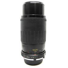 Vivitar Macro/Close Up Camera Lenses for Minolta