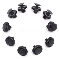10pcs Trim Clips Fastener 7mm For Toyota Lexus Wheel Arch Engine Shields Cover