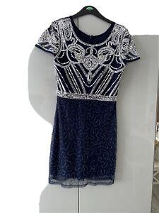 1920s Style Beaded Dress  12