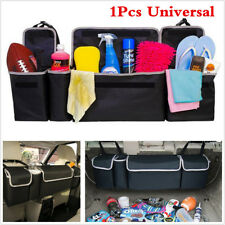 Car Accessories High Capacity Multi-use Oxford Seat Back Organizers Backseat Bag