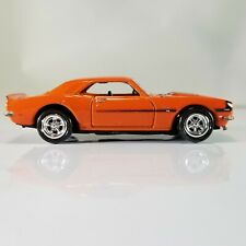 Johnny Lightning '68 Chevy Camaro COPO Orange 2011 Release 11 Loose