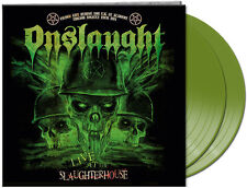 Onslaught - Live At The Slaughterhouse (Green Vinyl) [New Vinyl]