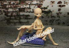 BJD SD 1/8 Doll girl body ELF dolls pair wings bare dolls without make up