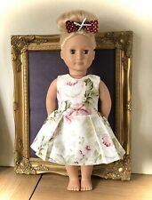 AMERICAN GIRL OUR GENERATION NEW SPRING/SUMMER DRESS 18 INCH DOLL CLOTHES