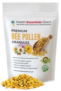 Bee Pollen - Granules - Propolis (Immune System, Skin Health) Choose Size: