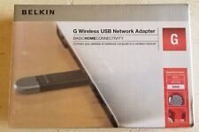 Belkin G Wireless USB Network Adapter NIB