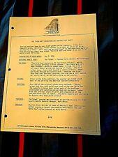 Wild World Amusement Park - 1987, 1988 Fact Sheets
