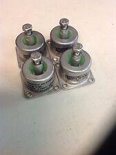 Lot of 4 Barry Mount Hi-damp vibration 10-lb max load T44-X30