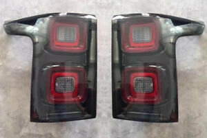 2X Tail Light For Land Rover Range Rover L405 2014-2019 Rear Brake Lamps