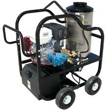 Pressure-Pro Professional 4000 PSI (Gas-Hot Water) Pressure Washer w/ CAT Pump