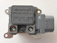 OEM FORD MOTORCRAFT REGULATOR w/ BRUSH HOLDER VP4L2U-10316-AA  F794HD