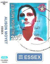 Alison Moyet Essex CASSETTE ALBUM IMPORT MEGASTAR SAUDI ARABIA Pop Rock Synth-