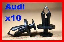 10 AUDI A4 A5 MOTORE SOTTOSCOCCA CARRELLO FISSAGGIO FISSAGGIO gancetti