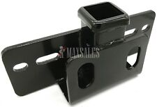 "New 5000lbs Step Bumper Mount Mounting 2"" Hitch Receiver RV Trailer Truck"
