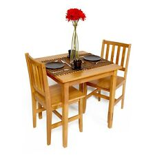 5 X Cafe Bistro Dining Restaurant Table and Chair Set
