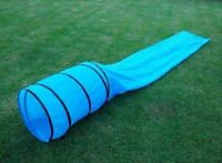 Dog Pet Agility Obedience Training Tunnel Chute 15' New