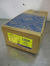 Square D HU363RB 100 Amp Heavy Duty Safety Switch 600 V Type 3R Rainproof NIB