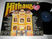 LP/HITHAUS mit HERZ/PUSSYCAT/DALIAH LAVI/KAI WARNER/Philips 9286 516