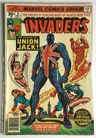 Invaders #8 (Sep 1976, Marvel)