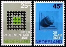 NVPH 973-974 POSTFRIS GELEGENHEIDSZEGELS CAT.WRD. 1,50 EURO