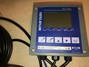 Mettler Toledo  CO2 5100E CO2 Transmitter