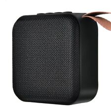Mini Portable Wireless Bluetooth Speaker Waterproof Stereo Bass USB/TF/FM MP3