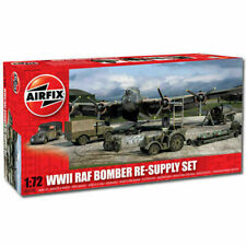 Airfix A05330 WWII RAF Bomber Re-supply Set Plastic Model Kit 1:72