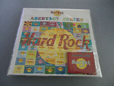 Hard Rock Cafe Copenhagen 2002 - Abstract Puzzle - Worldwide Series Pin on Card