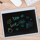 "16"" Inch LCD Writing Drawing Tablet Pad EWriter Notepad Kids Gift B"