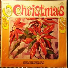 Complesso vocale strumentale P. Carapellucci Titolo: Christmas Anno: 1972
