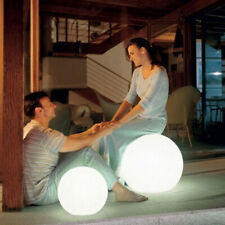 Decor MOOD Light Indoor Outdoor LED Rechargeable REMOTE CTRL COLOURFUL SPHERE25